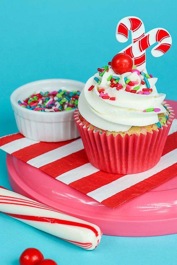 Modern Christmas Sprinkles Mix | Merry and Bright Sprinkle Medley
