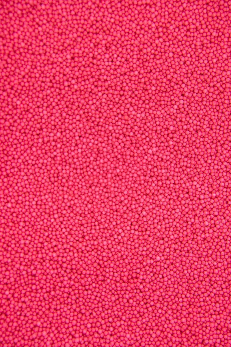 Pink Nonpareil Sprinkles   Bulk Pink Nonpareils   Sweets & Treats