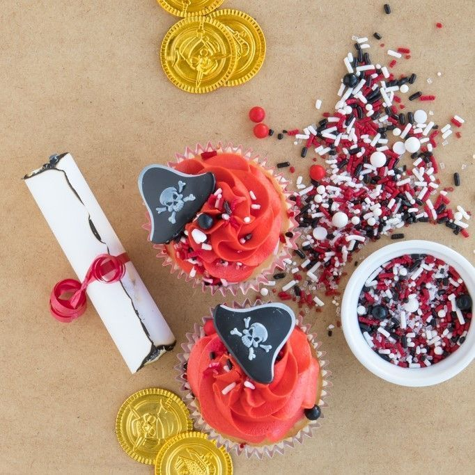 Pirate Sprinkle Mix