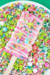 Palm Beach Sprinkles Mix | Summer Palm Beach Sprinkle Medley, Edible Blend