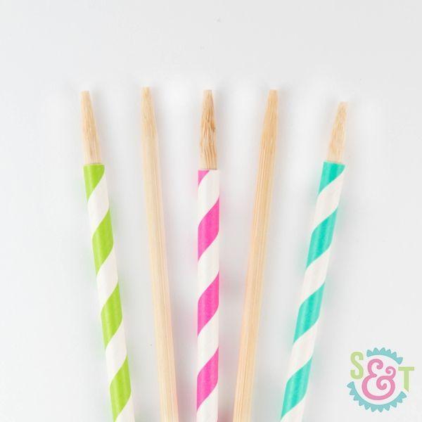 Candy Apple Sticks