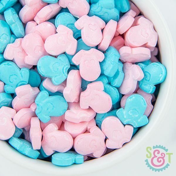 Candy Sprinkles: Baby Onesies