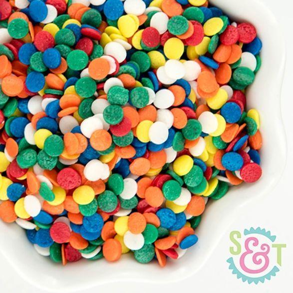 Quin Sprinkles: Confetti Primary