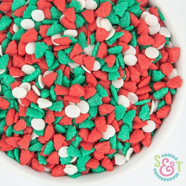 Quin Sprinkles: Christmas Mix