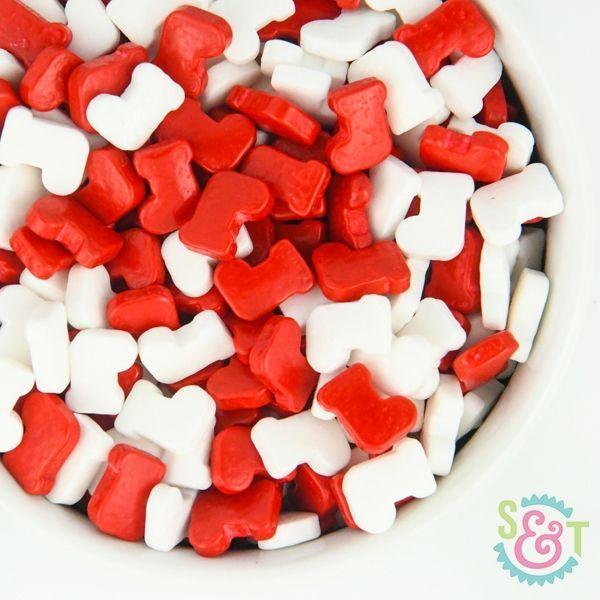 Candy Sprinkles: Christmas Stockings