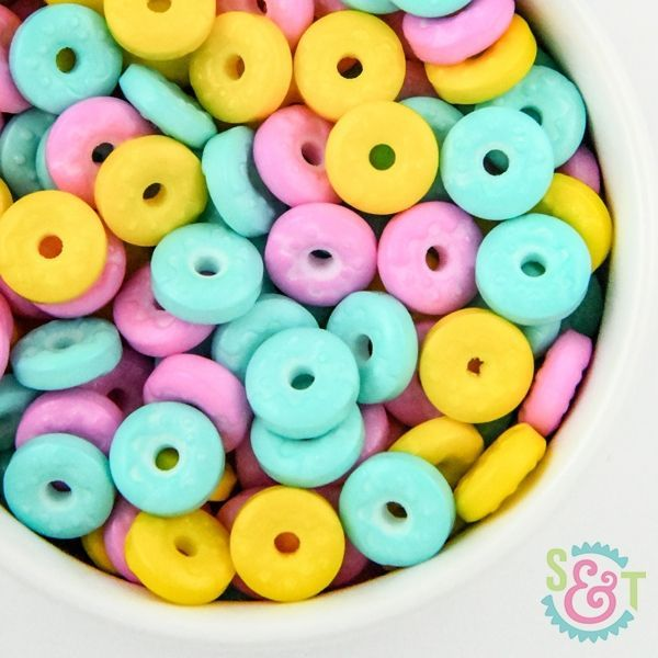 Candy Sprinkles: Donuts
