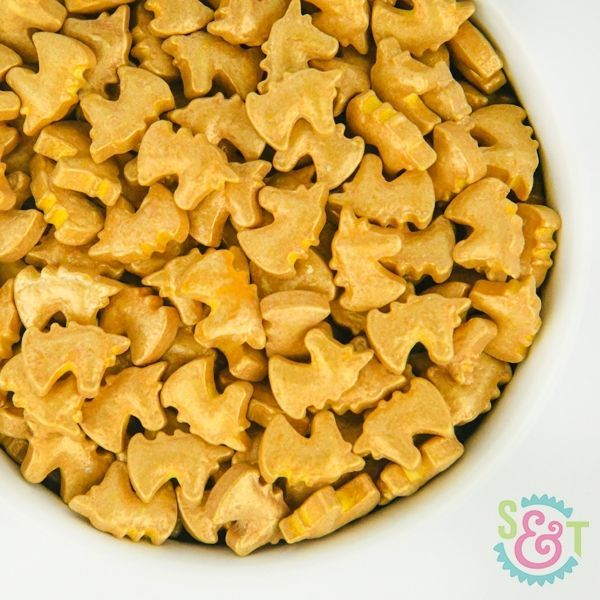 Candy Sprinkles: Unicorn Head Gold