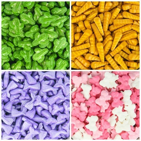 Wholesale Candy Sprinkles