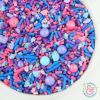 Cotton Candy Sprinkles Mix - Cotton Candy Party Sprinkles