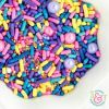 Pixie Dust Sprinkles Mix - Fairy Sprinkles - Shimmery and Shine Party Sprinkles