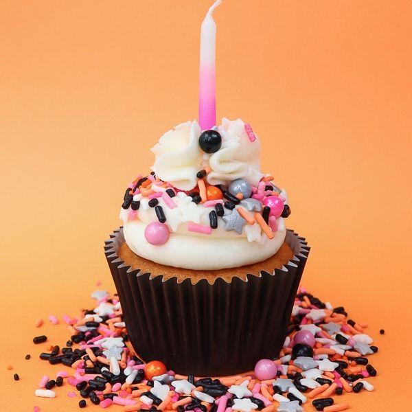 Glamoween Cupcakes - Hocus Pocus Cupcakes