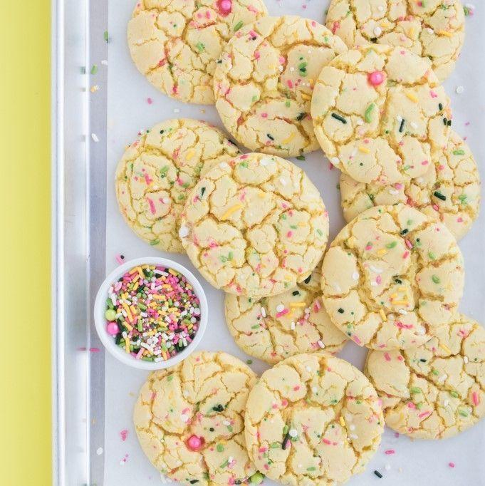 Spring Sorbet Sprinkle Mix- Cookie Sprinkles