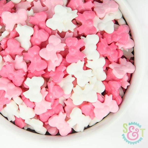 Candy Sprinkles: Bows