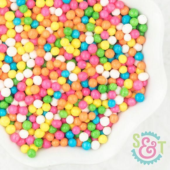 Crispy Sprinkles: Rainbow