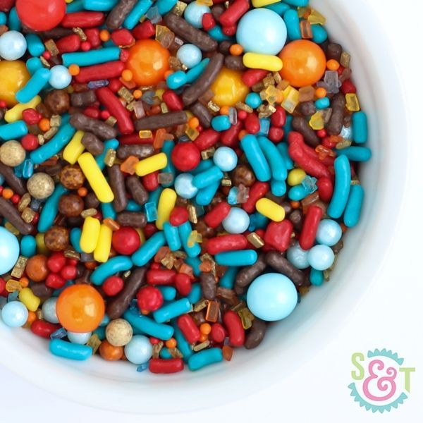 Sprinkles Mix: Boat Snack
