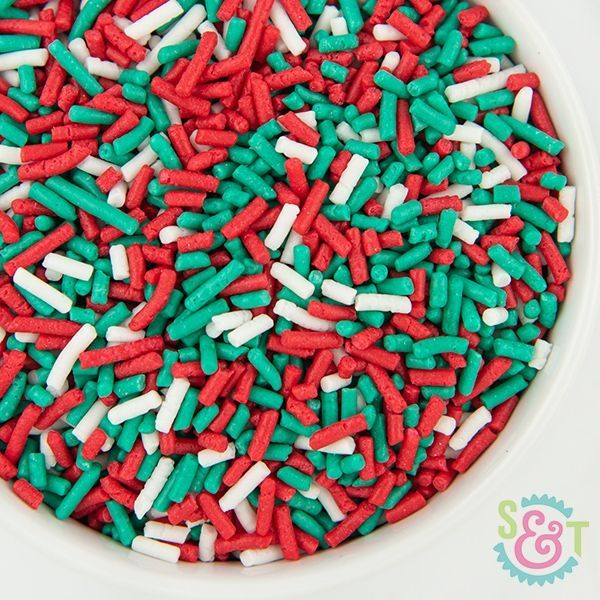 Sprinkles Mix: Christmas Jimmies
