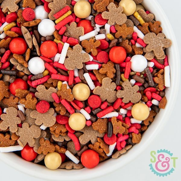 Sprinkles Mix: Reindeer Food
