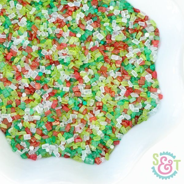 Sprinkles Mix: Christmas Cookie