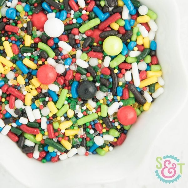Sprinkles Mix: Comic Book