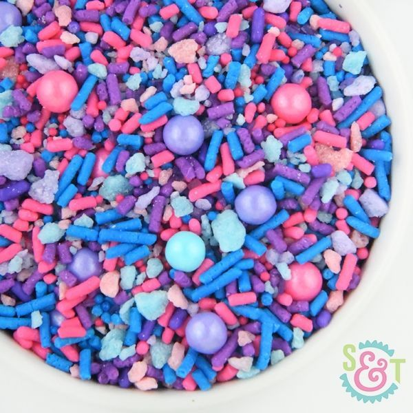 Sprinkles Mix: Cotton Candy