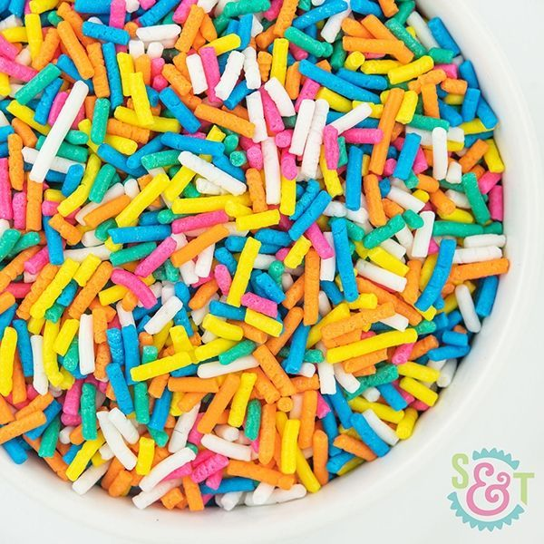 Sprinkles Mix: Easter Jimmies