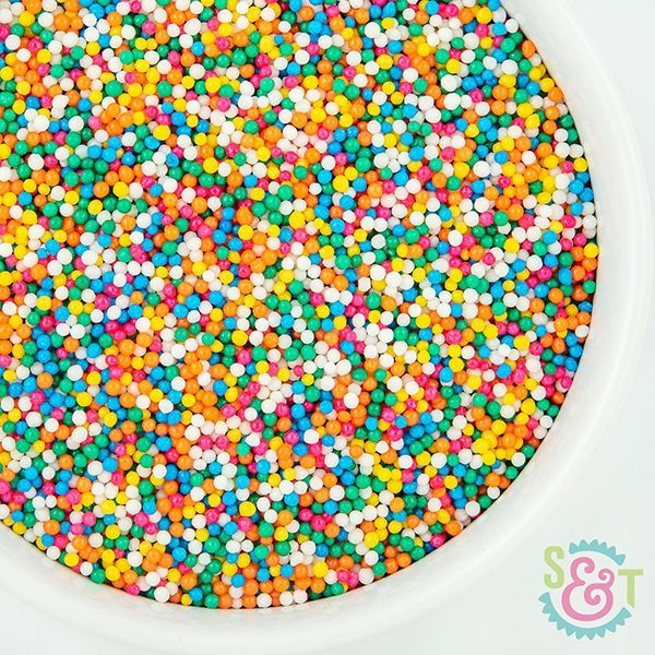 Sprinkles Mix: Easter Nonpareils