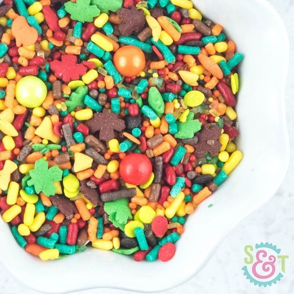 Sprinkles Mix: Fall Harvest