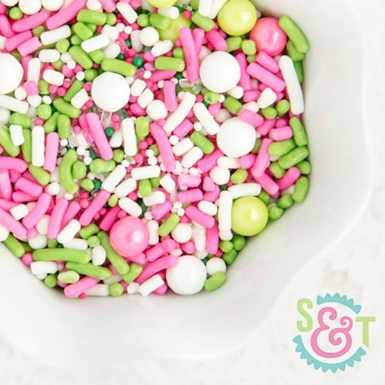 Sprinkles Mix: Melon Ball