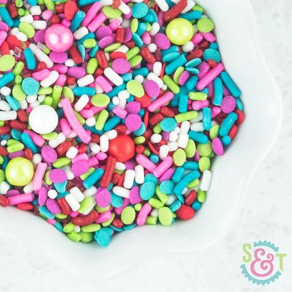 Sprinkles Mix: Merry & Bright