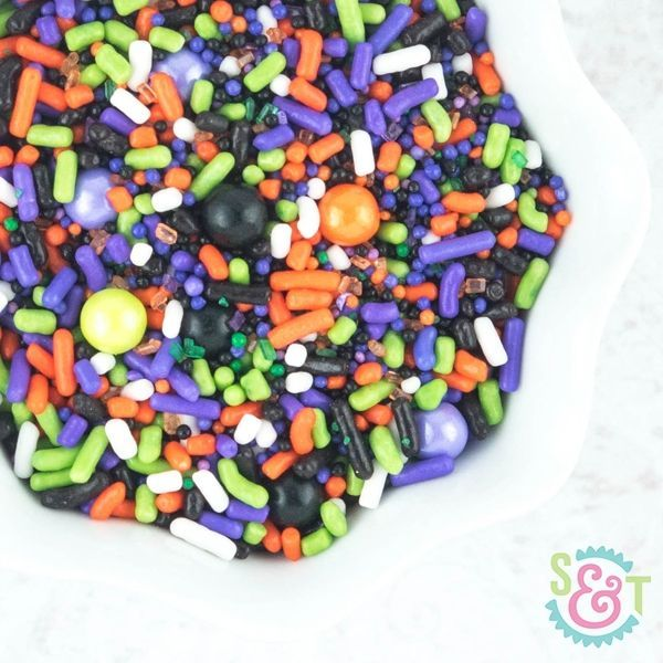 Sprinkles Mix: Monster Mash
