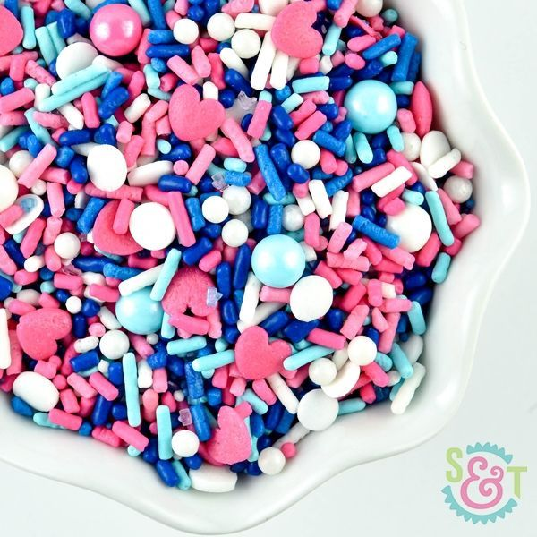 Sprinkles Mix: Oh Baby!