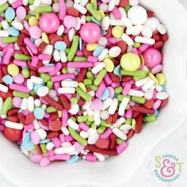 Sprinkles Mix: Oh Lolly