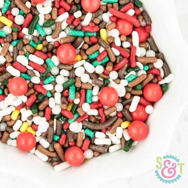 Sprinkles Mix: Pizza Parlor