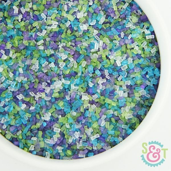 Sprinkles Mix: Sea Glass