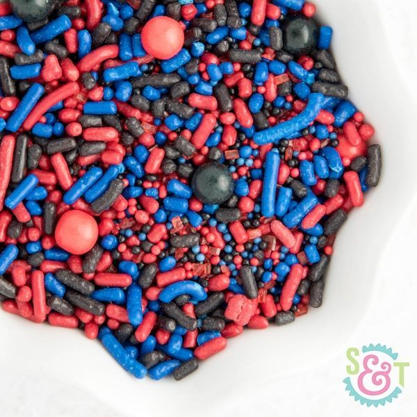 Sprinkles Mix: Spider Web