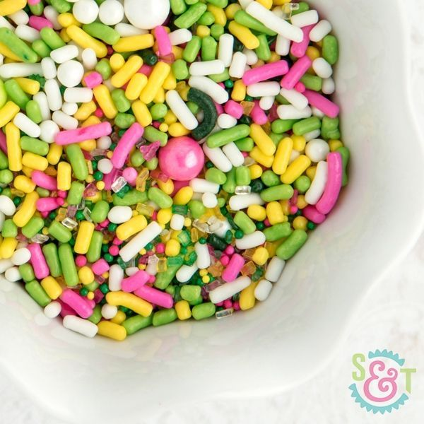 Sprinkles Mix: Spring Sorbet