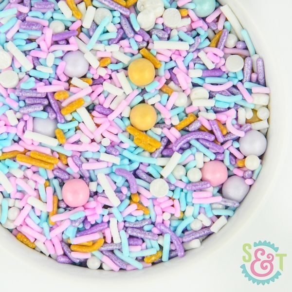 Sprinkles Mix: Sugar Plum