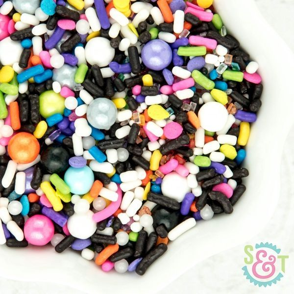 Sprinkles Mix: Sugar Skull