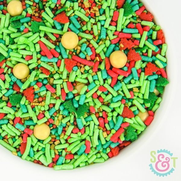 Sprinkles Mix: Tinsel Town