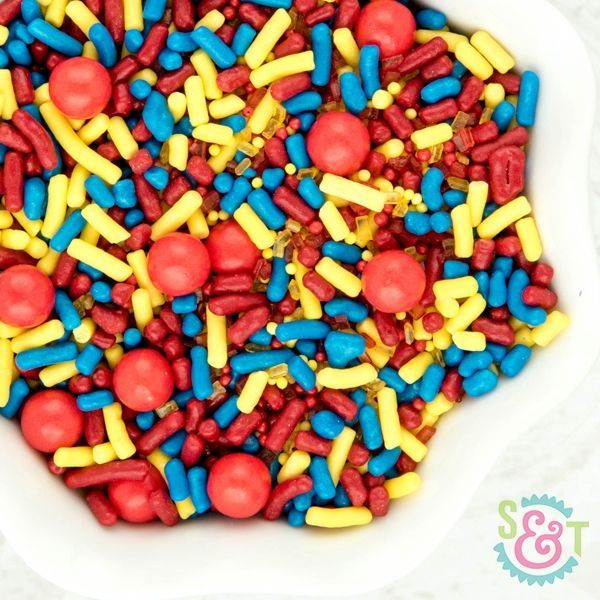 Sprinkles Mix: Toy Box
