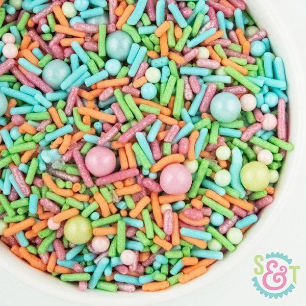 Sprinkles Mix: Tutti Fruitti