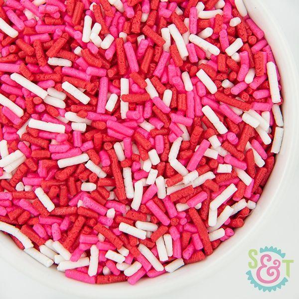 Sprinkles Mix: Valentine Jimmies