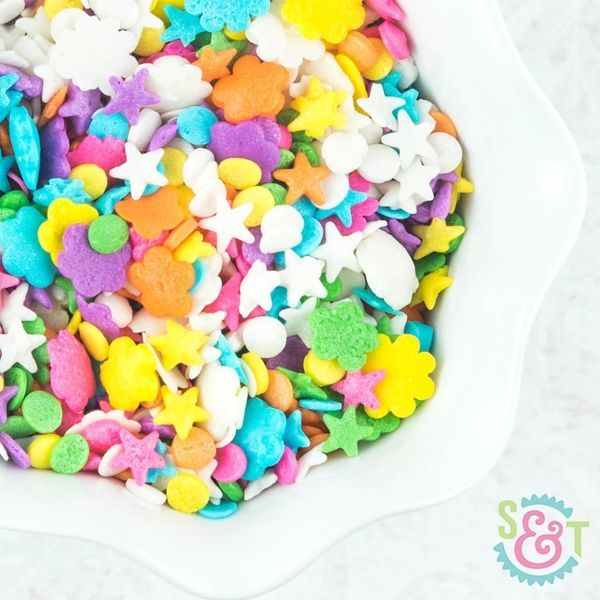 Quin Sprinkles: Pastel Mix