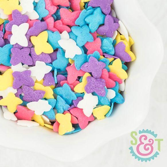Quin Sprinkles: Butterflies