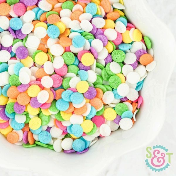 Quin Sprinkles: Confetti Pastel