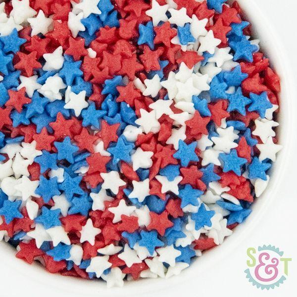 Quin Sprinkles: Stars Patriotic