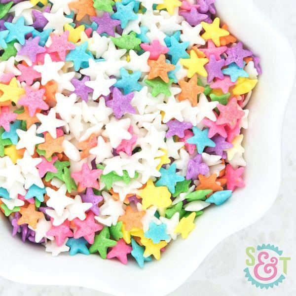 Quin Sprinkles: Stars Pastel