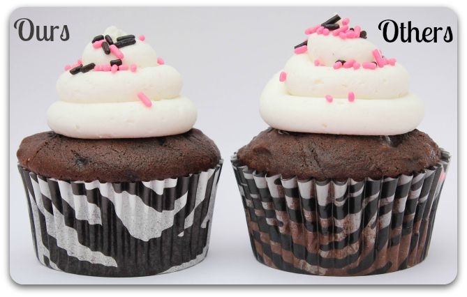 Sweets & Treats Boutique - Truly Greaseproof Baking Cups